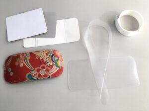 浴衣小道具代用品、手作りアイテム